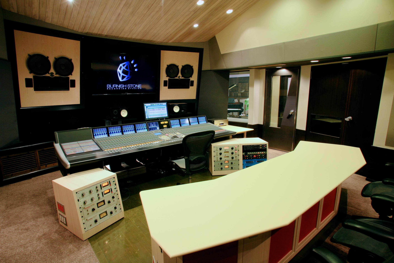 バーニッシュストーンレコーディングスタジオ